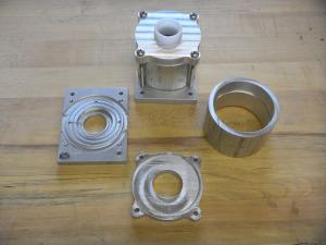 VX 20 parts